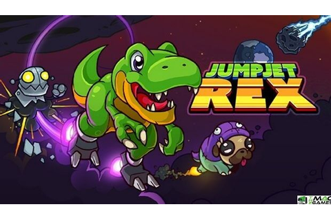 JumpJet Rex Mac Game Free Download
