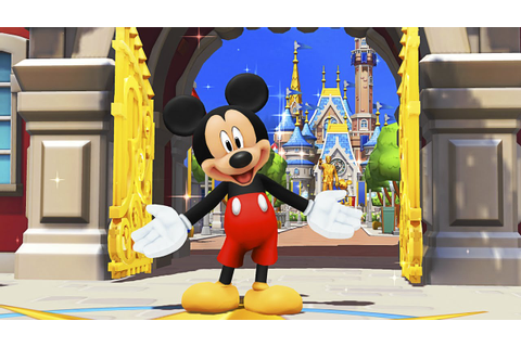 Disney Magic Kingdom - Best Casual Games - YouTube