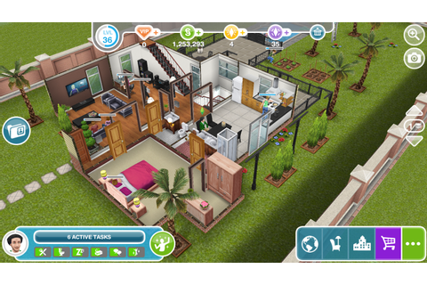 The Sims FreePlay 5.40.1 APK Download - Android Simulation ...