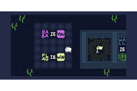"Baba is You Switch review - ""Puzzling perfection in every ..."