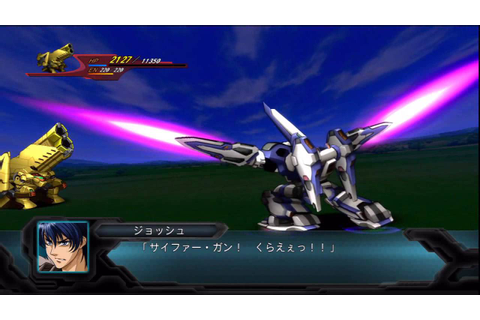 2nd Super Robot Wars OG: Aile Chevalier Burst Rave - YouTube