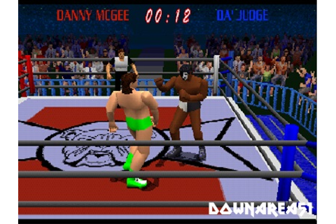 Power Move Pro Wrestling PS1 ISO - Download Game PS1 PSP ...