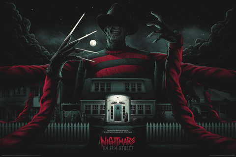 Mondo's 'A Nightmare on Elm Street' Poster Will Blow Your ...