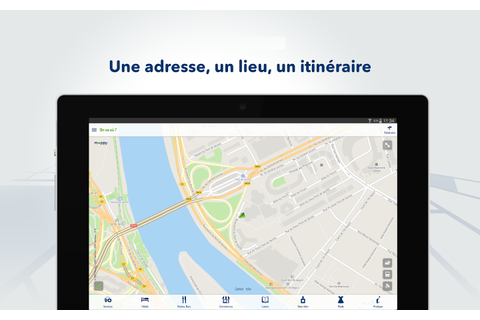 Mappy – Plan, Itinéraire, GPS - Android Apps on Google Play