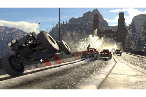 Onrush is the new arcade racer from Codemasters - VG247
