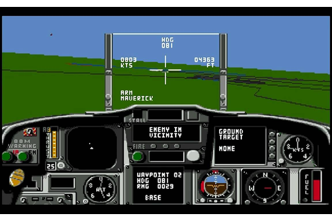Fighter Bomber (amiga) - YouTube