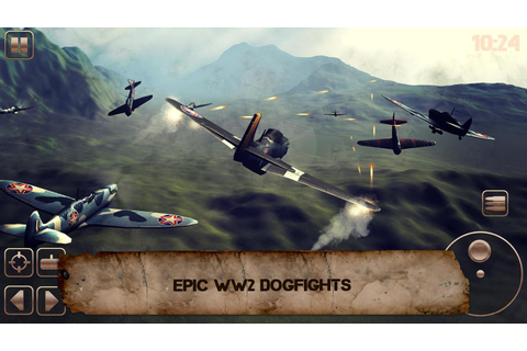 World War of Warplanes 2: WW2 Plane Dogfight Game APK ...