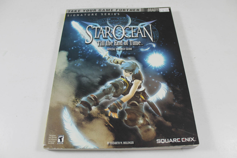 Star Ocean: Till the End of Time Guide - Brady Games