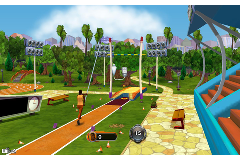 Screenshots - 101-in-1 Sports Party Megamix (Wii ...