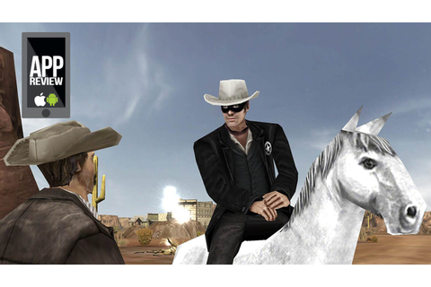 The Lone Ranger Game Is A Red Dead Disappointment