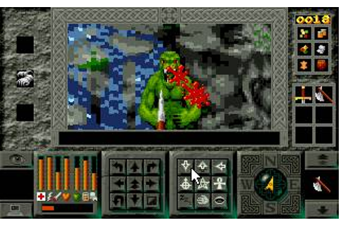Legend of Valour Download (1992 Role playing Game)