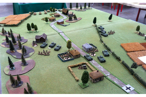 Tales From GHQ: Battle Group Kursk game