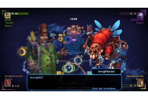 Download Planets Under Attack Full PC Game