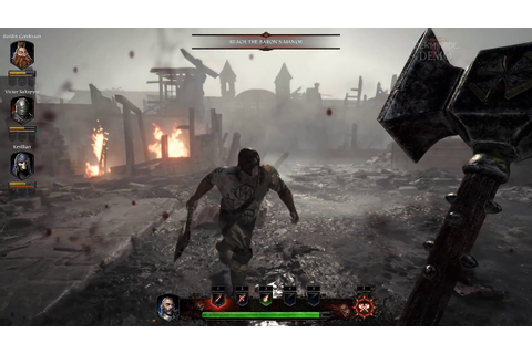 Warhammer: Vermintide 2 Gameplay Demo - YouTube