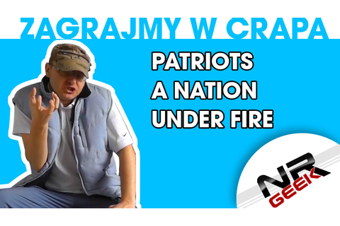 Patriots a nation under fire cheats pc : poztbrille
