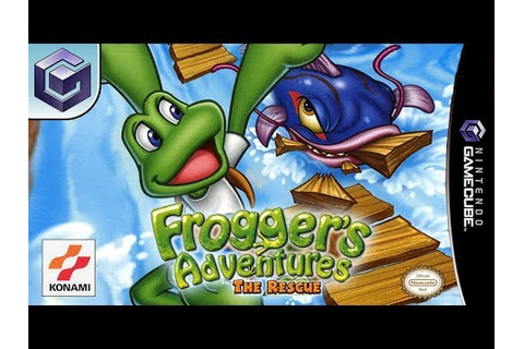 Longplay of Frogger's Adventures: The Rescue - YouTube