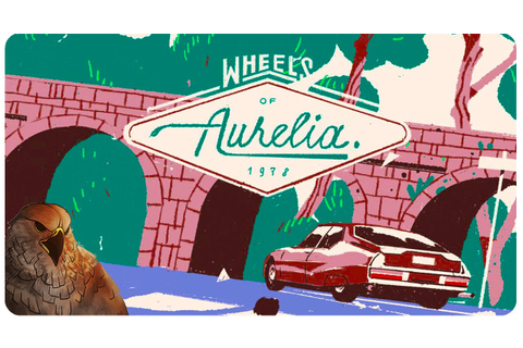 Wheels of Aurelia Gameplay - Figuratively Jalopy | Let's ...