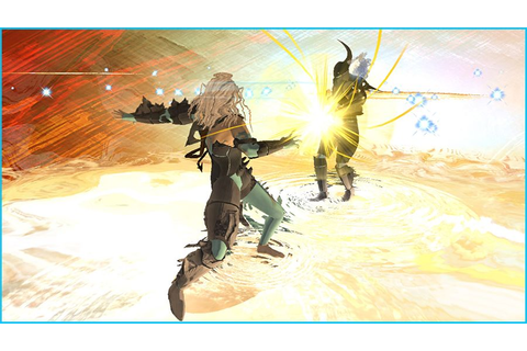 El Shaddai: Ascension Of The Metatron - GamersHeroes