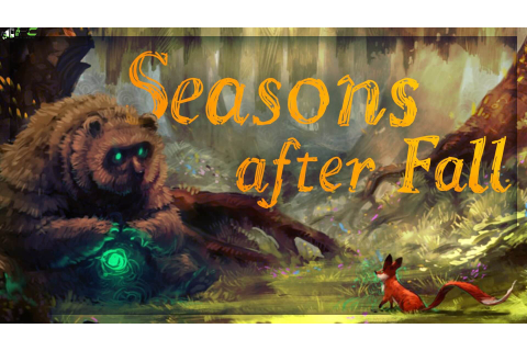 Seasons after Fall PC Game Highly Compressed Free Download