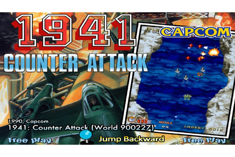 1941 - Counter Attack (Arcade) - YouTube