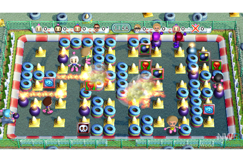 Bomberman Blast - Game - Nintendo World Report