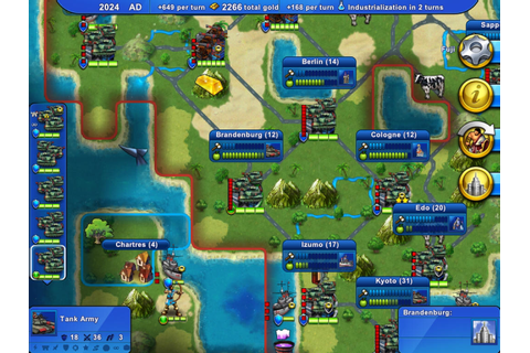 Review: 'Civilization Revolution' HD for the iPad
