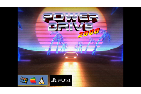 Power Drive 2000 by Megacom Games —Kickstarter