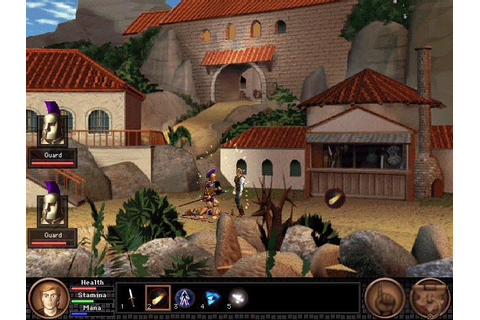 Quest for Glory 5: Dragon Fire Download (1998 Action ...