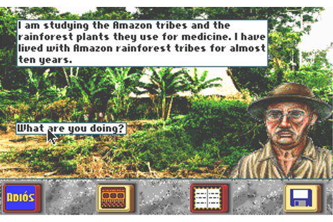 Amazon Trail | Old DOS Games | Download for Free or play ...