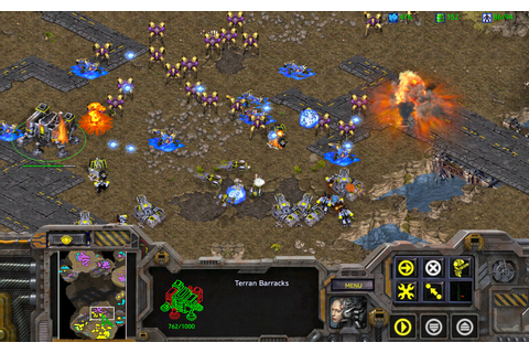 'StarCraft: Remastered' upgrades a real-time strategy classic