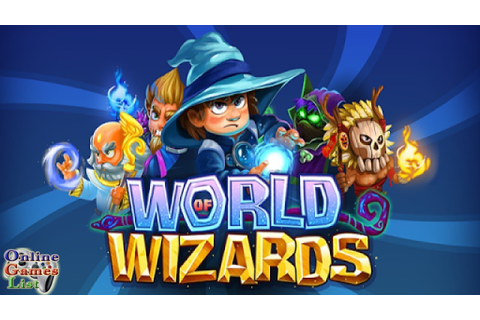 World Of Wizards Android Gameplay - YouTube