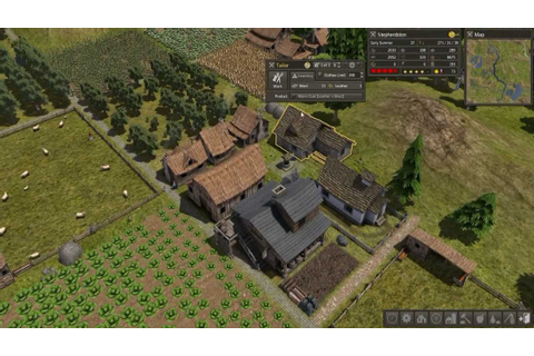 Banished Gameplay Trailer - YouTube