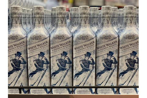 Whisky White Walker By Johnnie Walker Game Of Thrones ...