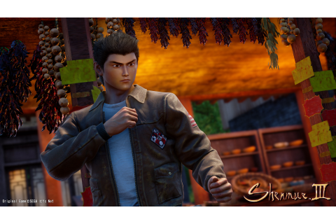 Shenmue III Will Offer Approximately 30-Hours of Gameplay ...