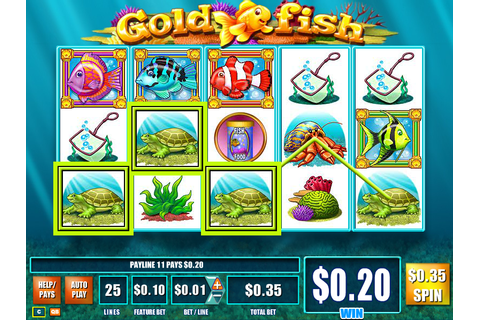 HarrahsCasino.com | Slots | Gold Fish