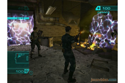 Gameplay The Terminator : Un Autre Futur : Un huit clos ...