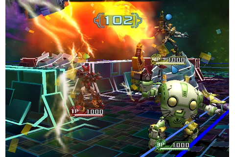 Custom Robo (GCN / GameCube) Game Profile | News, Reviews ...