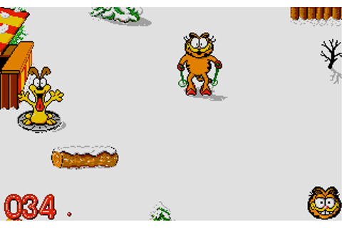 Download Garfield: Winter's Tail - My Abandonware
