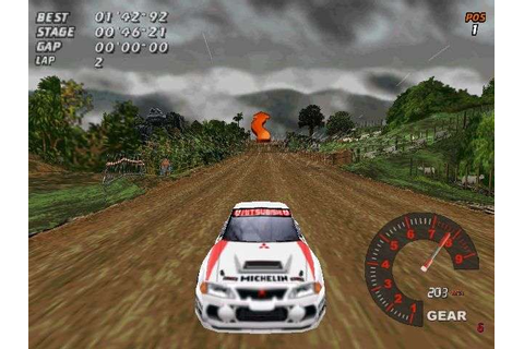 V-Rally - Console Racing of the Past [RETRO-1999] | PS4Pro En