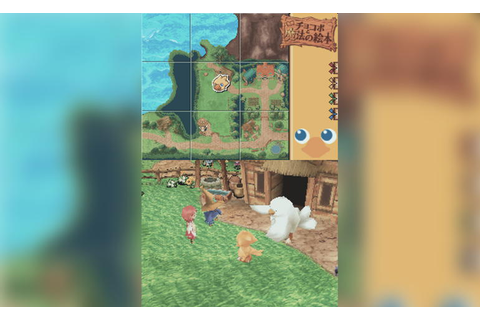 Play Final Fantasy Fables - Chocobo Tales (Europe) (En, Fr ...