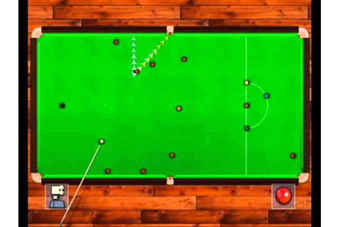 World championship snooker 2004 game - 147 break - YouTube