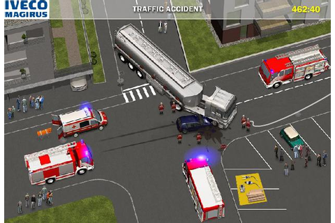 Play free Iveco Magirus Fire Trucks Online games.
