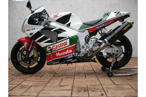 169 best Castrol Honda VTR SP1-SP2 / RVT RC51 images on ...