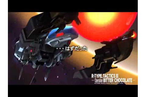 R-Type Tactics II Promo Video - YouTube