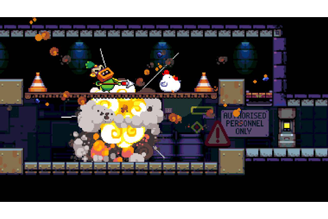 Action-Platformer Bomb Chicken Coming To Nintendo Switch ...