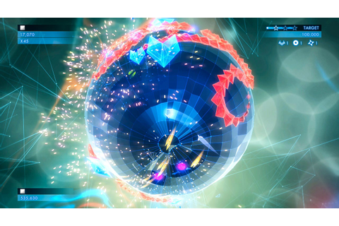 Gamescom 2014: Geometry Wars 3: Dimensions Expertly Mixes ...