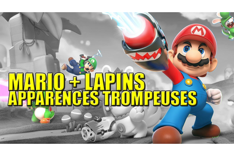 Mario + The Lapins Crétins Kingdom Battle | Test - YouTube