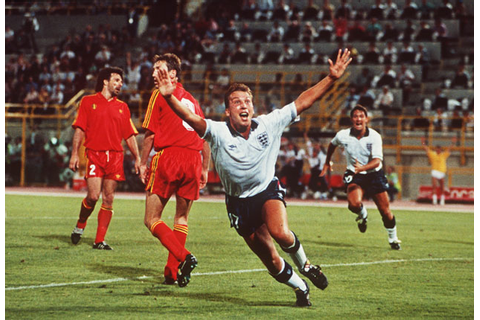 Italia 90: When England were out of this world | The ...
