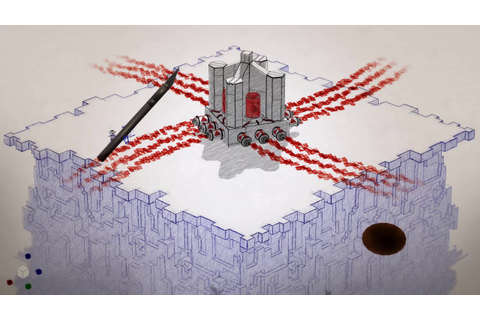 Inked Gameplay walkthrough - FINISH END ( 2 ENDS) - YouTube