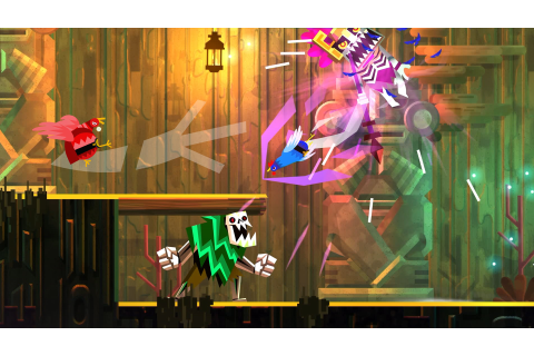 Guacamelee! 2 Announced For PlayStation 4 - Gaming Central